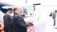 صحيفة لندنية :محمد بن زايد تعامل مع هادي بقدر من الاستعلاء والفوقية أثناء زيارته لأبو ظبي