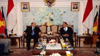 الرئيس هادي يصل العاصمة الإندونسية جاكرتا