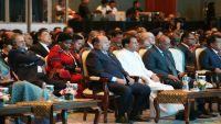 الرئيس هادي يطالب رابطة الدول المطلة على المحيط الهندي بتقديم كل الدعم الممكن لليمن