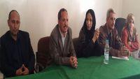 أكاديميو جامعة صنعاء يهددون بنقل الاحتجاجات إلى عدن