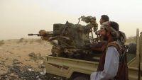 الجوف.. الجيش الوطني يدمر مخزن أسلحة وطقما لمليشيا الحوثي