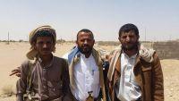 الجوف.. قوات الجيش تحرق مدرعة للمليشيا وقيادي حوثي يعلن انضمامه إلى الشرعية