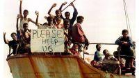 مقتل عدة لاجئين في قصف استهدف قاربهم قرب باب المندب