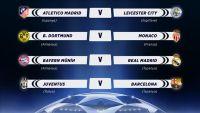 تعرف على قرعة دور الثمانية في دوري أبطال أوروبا