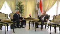 روسيا تؤكد دعمها لشرعية الرئيس هادي ووحدة اليمن واستقراره