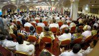 """""""أوج"""" مؤتمر في حضرموت يطالب بالانفصال وفصيل يتهمه بسرقة المسمى"""