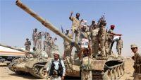 حجة.. مواجهات عنيفة في ميدي ومدفعية الجيش الوطني تدمر طقما للمليشيا