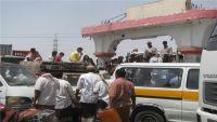 تفاقم أزمة المشتقات النفطية في عدن رغم إعلان شركة النفط انزال كميات من الوقود