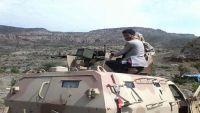 الضالع.. مصرع مسلح حوثي  وجرح آخرين في كمين لقوات الجيش بجهبة حمك