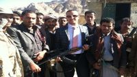 سكرتير المخلوع صالح: اضبط سوقك يا صماد وحدد موقفك من عيال الحوثي