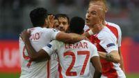 موناكو يقترب من نصف نهائي أبطال أوروبا بفوزه على بروسيا دورتموند