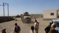 تعز.. قوات الجيش الوطني تتقدم إلى وادي المغيبر في موزع وتسيطر على الفاترة شرق معسكر خالد