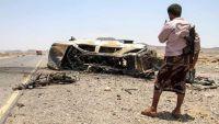 خسائر بشرية ومادية في صفوف الحوثيين إثر غارات للتحالف قرب السعودية