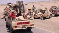 تعز.. احتدام المعارك بمحيط معسكر خالد ومقتل 7 من عناصر المليشيا