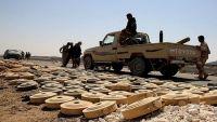 هيومن رايتس: مليشيا الحوثي والمخلوع تستخدم ألغاما محظورة في اليمن