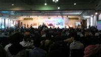 مؤتمر حضرموت الجامع ينعقد في المكلا والمحافظ يدعو لإعلان تشكيل الإقليم ويطالب بتعويض عن 100 عام