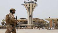 وصول تعزيزات عسكرية لمطار عدن استعداداً لنقلها إلى المخا غربي اليمن