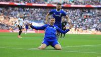 تشيلسي يتأهل لنهائي كأس الاتحاد الإنجليزي بفوزه على توتنهام برباعية