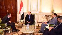 روسيا تجدد موقفها الداعم للشرعية في اليمن