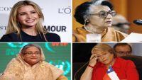 9 نساء مارسن السياسة على خطى آبائهن
