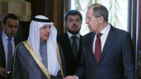 الجبير من موسكو: حل أزمة اليمن قائم على أساس قرار مجلس الأمن 2216 الداعم للشرعية