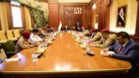 اجتماع لمجلس الدفاع الوطني برئاسة الرئيس هادي
