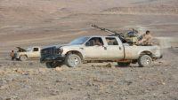 البيضاء.. سقوط قتلى وجرحى من المليشيا والمقاومة تحرر مواقع إستراتيجية بالزاهر