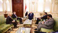 واشنطن تؤكد دعمها لخطوات الرئيس هادي