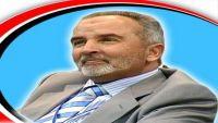 اليدومي معلقا على حادثة إحراق مقر حزب الإصلاح: مهما حاولتم لن تجرونا إلى العنف