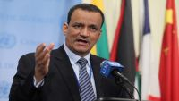 صحيفة: ولد الشيخ يطالب بإيقاف العمليات العسكرية في الحديدة والبدء في هدنة إنسانية