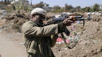 """مصرع 4 من مليشيا الحوثي أحدهم """"قناصا"""" في مريس غربي الضالع"""