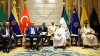 أردوغان يدعو من الكويت إلى تعزيز التعاون مع الخليج