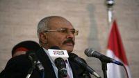 المخلوع صالح يدعو السعودية للتفاوض والاتفاق على رئيس جديد