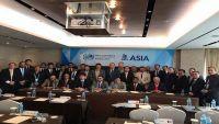 الجمعية العمومية للاتحاد الاسيوي للصحافة الرياضية تمنح اليمن ثقتها من الأراضي الكورية