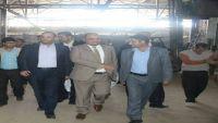 ما دلالة وأبعاد زيارة الصماد إلى محافظة ذمار؟