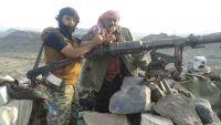 الضالع.. عشرات القتلى والجرحى من مسلحي الحوثي في مواجهات مع الأهالي شرقي جبن