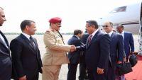 بن دغر يصل ألمانيا للمشاركة في الملتقي الاقتصادي العربي الألماني
