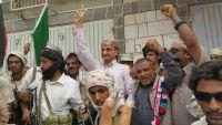 مظاهرتان متعارضتان في شبوة والنوبة يصف مجلس عدن بالخطوة الرعناء