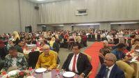 بازار خيري لدعم الأسر اليمنية اللاجئة في ماليزيا
