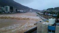 تحذيرات من إعصار جديد يضرب محافظة حضرموت