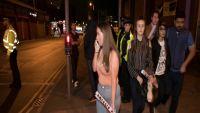 عشرات القتلى والجرحى في هجوم استهدف أكبر صالة للحفلات بمدينة في إنكلترا