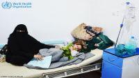 الصحة العالمية: ارتفاع ضحايا الكوليرا في اليمن إلى 420 أغلبها في إب