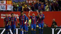 برشلونة يحرز كأس الملك للمرة الثالثة تواليا