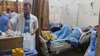 انهيار المؤسسات الخدمية في عدن يوفر بيئة خصبة لانتشار وتوسع الكوليرا (تقرير)