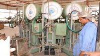 وكيل محافظة حضرموت الكثيري يمنع المهندسين من تشغيل المحطة الغازية