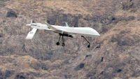 طيران حربي يلقي قنابل ضوئية شمال مأرب وتحليق مكثف لطائرة بدون طيار