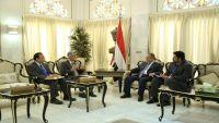 السفير الياباني يعد الحكومة اليمنية بمساعدات للقضاء على الكوليرا