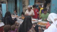 بائعو الثلج يبددون صيف عدن الساخن في رمضان (تقرير)