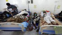 ارتفاع ضحايا الكوليرا في اليمن إلى 1100