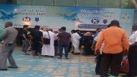 يمنيون عالقون في السودان بعد تأجيل طيران السعيدة رحلتهم لأكثر من اسبوع (فيديو)